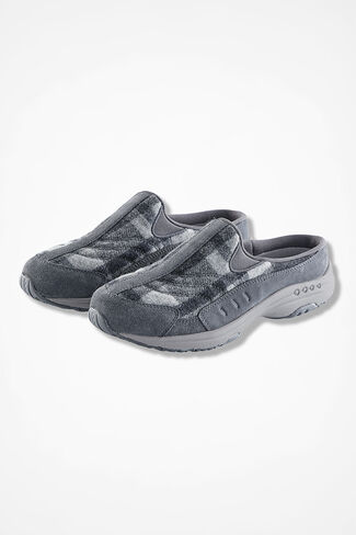 """Travel Time 27"" Slip-Ons by Easy Spirit®, Grey, large"