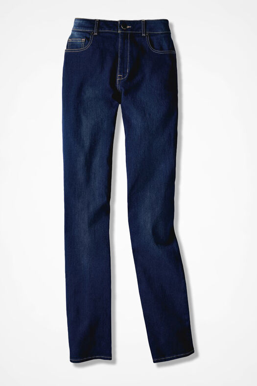NEW The Creek® Slim-Leg Jeans, Dark Wash, large