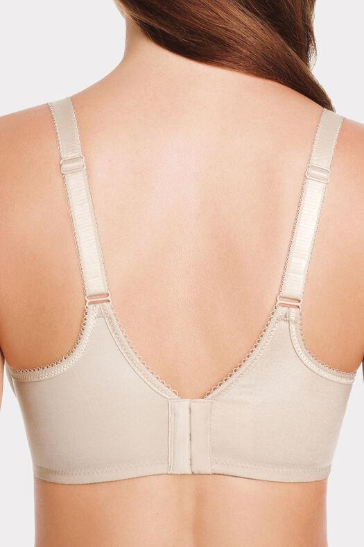 Wacoal® Basic Beauty Underwire T-Shirt Bra, Nude, large