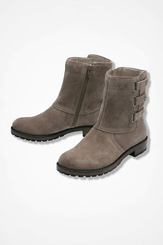"""Tynner"" Boots by Naturalizer®, Taupe, large"