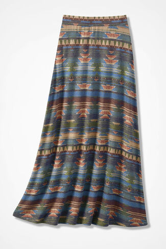 Spirit Santa Fe Maxi Skirt, Multi, large