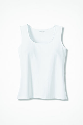 Perfectly Simple Shell, White, large