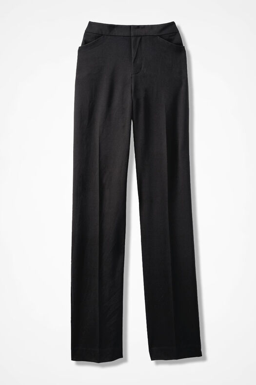 The Bi-Stretch Gallery Pant, Black, large