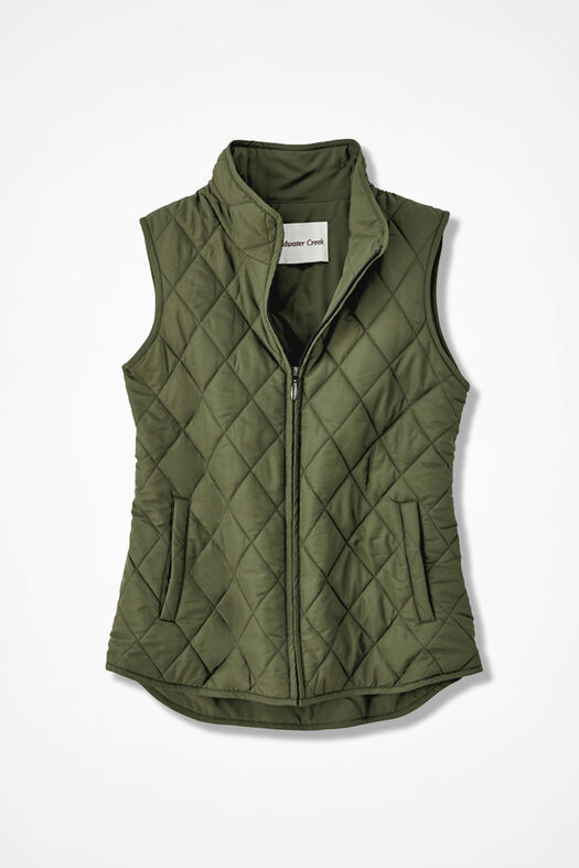 Vest for All Seasons, Cypress, large