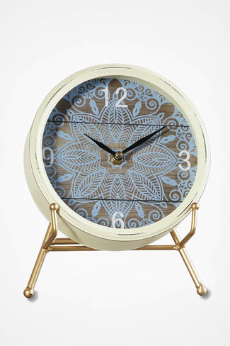 Harmony Mantel Clock, Multi, large