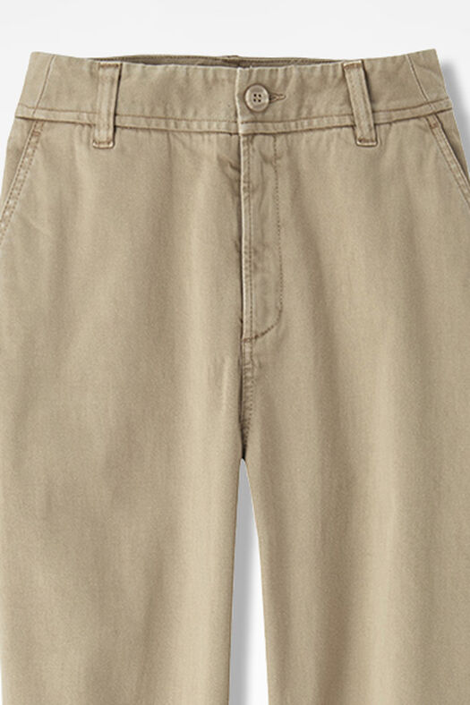 Everyday Chino Crops, Washed Sand, large