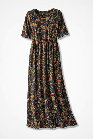 397c9fece Preferred Patterns Popover Maxi Dress - Coldwater Creek