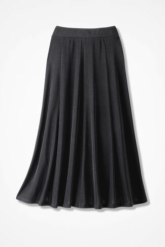 Destinations II Flared Skirt, Black, large
