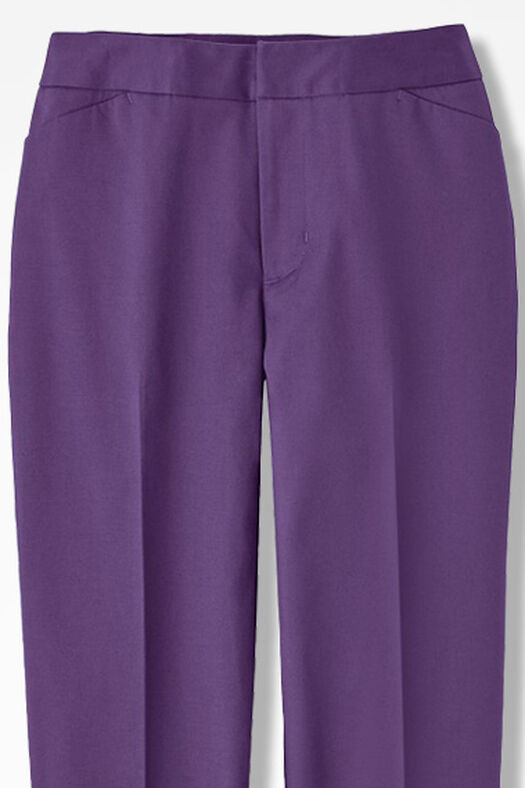 The CottonLuxe® Gallery Pant, Boysenberry, large