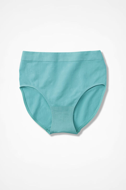 Wacoal® B-Smooth Seamless Brief, Blue Turquoise, large