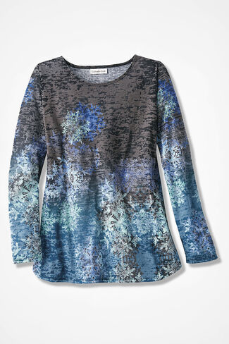 Snowflake Galaxy Tee, Multi, large