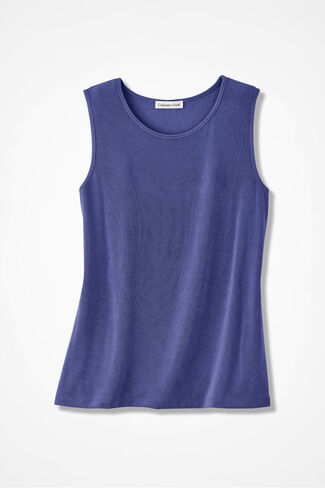 Destinations Solid Tank, Thistle, large