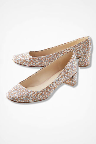 """Olencia"" Pumps by Nine West®, Ivory Multi, large"