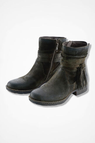 """""""Cross"""" Boots by Born®, Vine, large"""