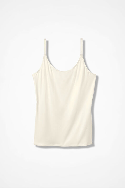 Essential Camisole, Ivory, large