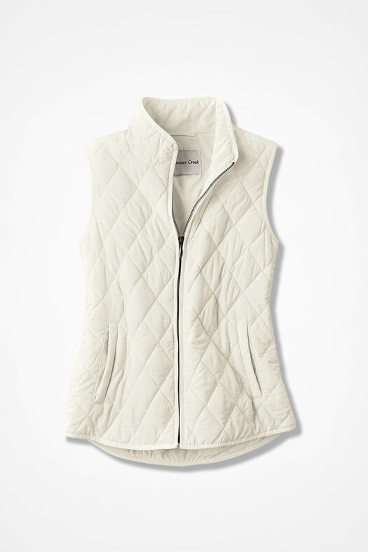 Vest for All Seasons, Ivory, large