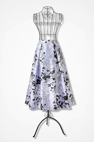 Lilac Fantasia Skirt by Alex Evenings, Multi, large