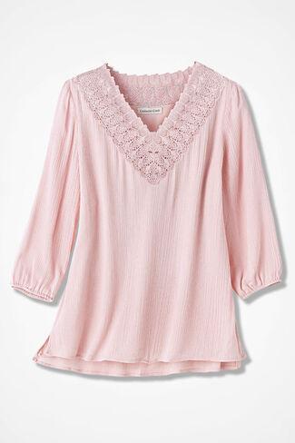 Blushing Beauty Blouse, Petal Pink, large