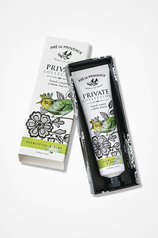 Private Collection Hand Cream, Eucalyptus, large