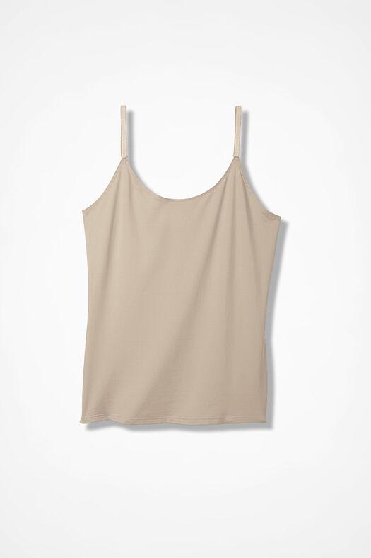 Essential Camisole, Nude, large