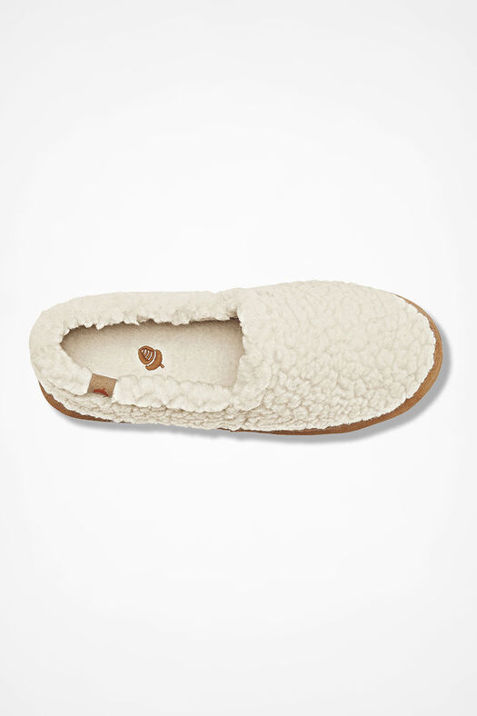 """Acorn Moc"" Slippers by Acorn®, Black Multi, large"