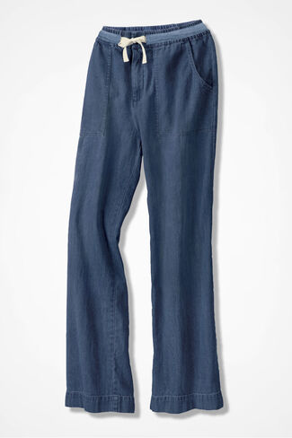 Beach Day Jeans, Medium Wash, large