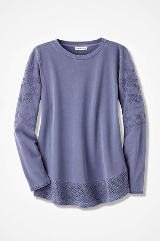 Taos Dreams Embroidered Sweatshirt 1ce363990a