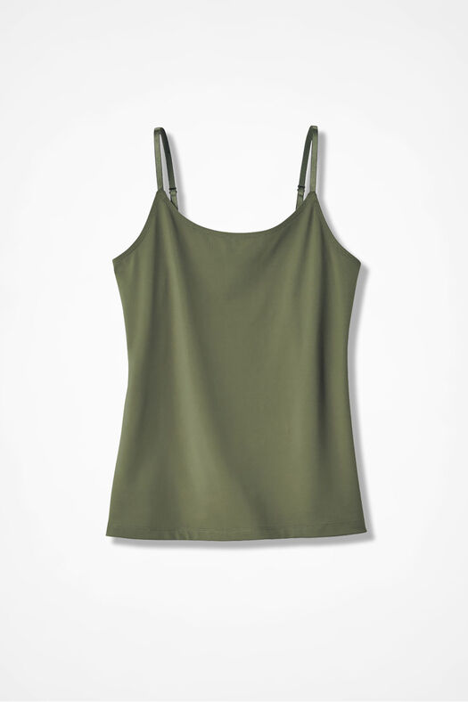 Essential Camisole, Loden, large