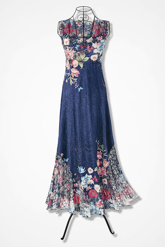 Moonlit Garden Dress By Komarov Coldwater Creek
