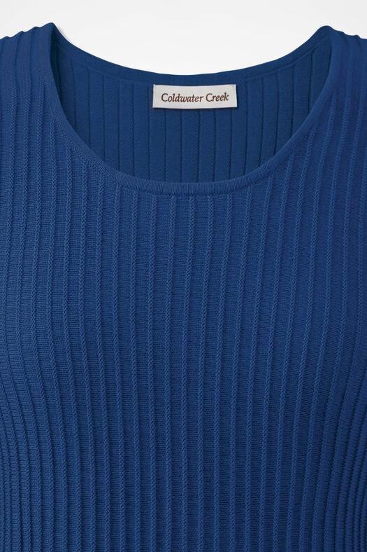 AM/PM Sweater Dress, Lapis, large