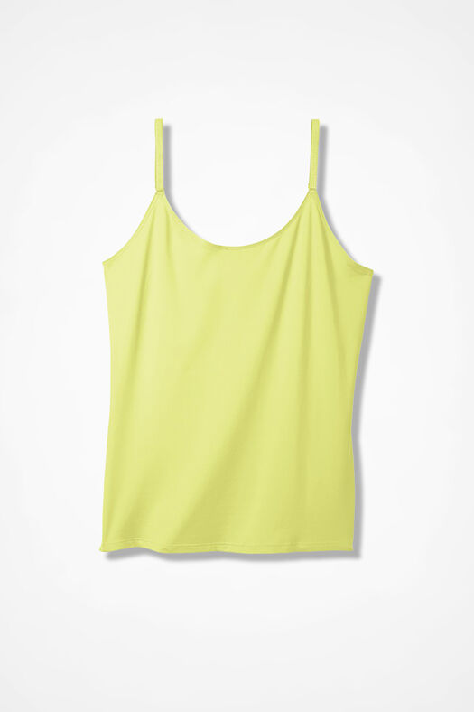 Essential Camisole, Limon, large
