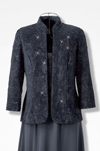 Alex evenings jacket dress