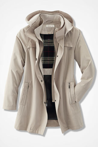All-Season Jacket, Driftwood, large