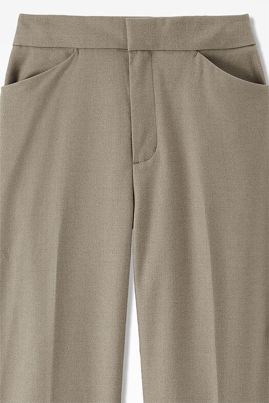 The Stretch Flannel Gallery Pant, Sand Heather, large