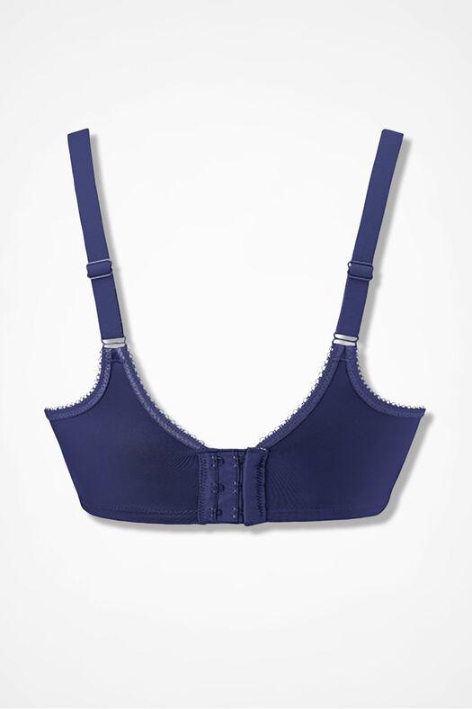 Wacoal® Basic Beauty Underwire T-Shirt Bra, India Ink, large