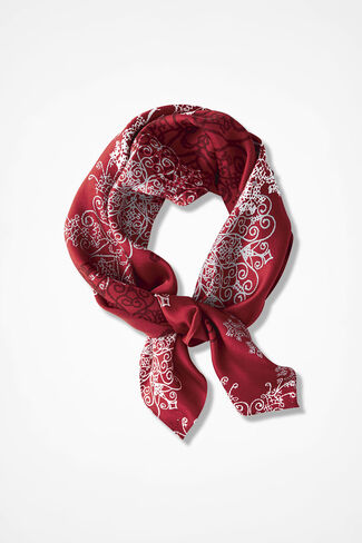 Coldwater Cares™ Collector's Scarf, Fresh Red, large