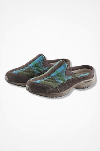 """Travel Time 27"" Slip-Ons by Easy Spirit®, Blue, large"
