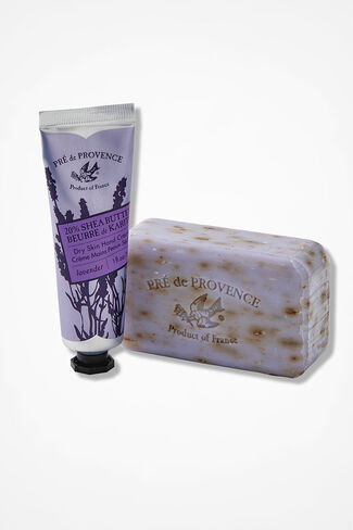 Soap and Lotion Gift Set, Lavender, large