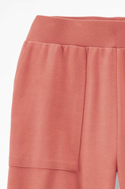 Essential Supima® Shorts, Papaya, large