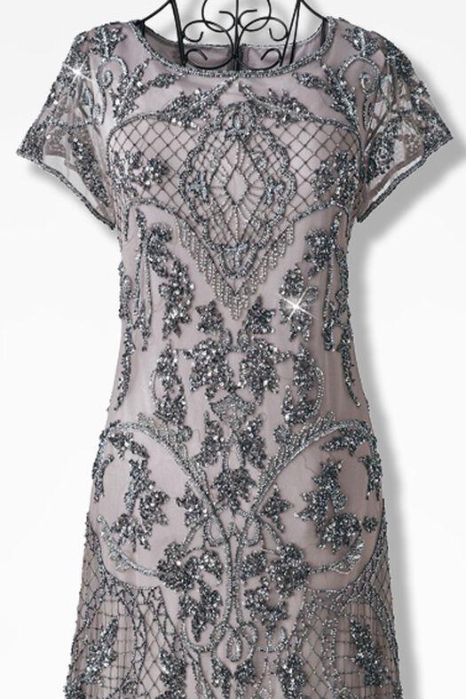 Enchante Beaded Dress By Pisarro Nights Coldwater Creek