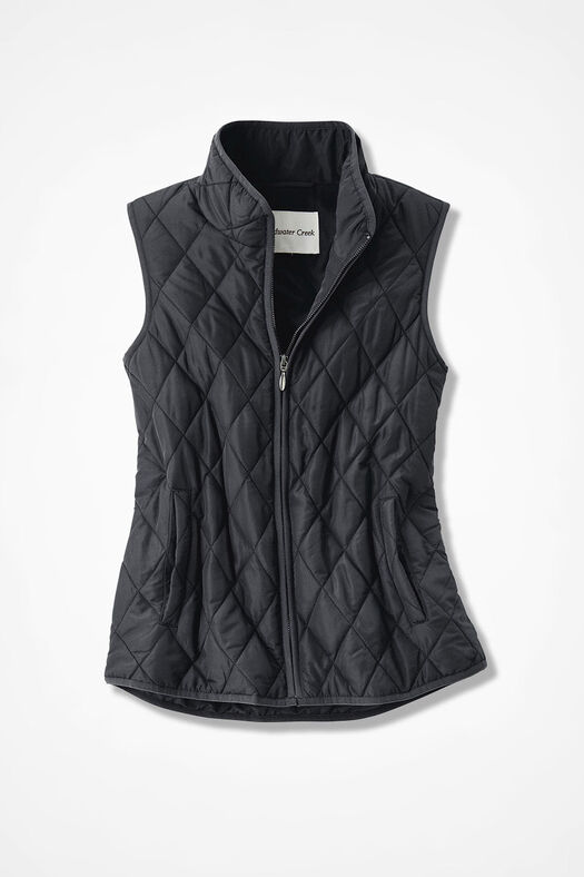 Vest for All Seasons, Black, large