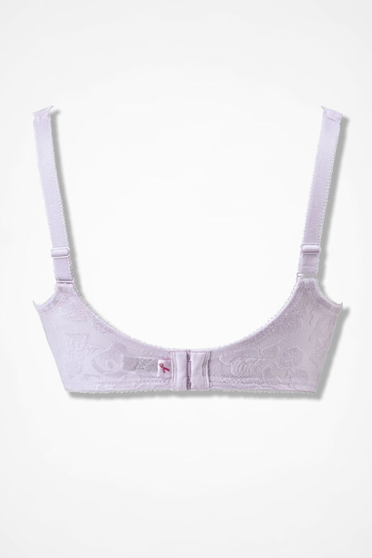 Wacoal® Awareness Underwire Bra, Lavender Frost, large