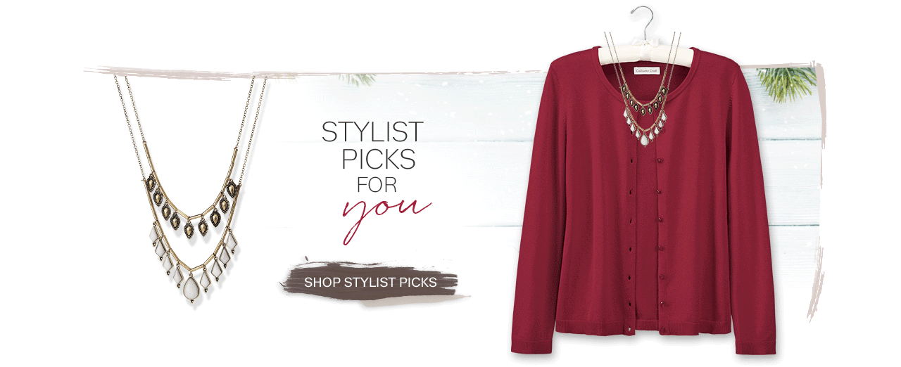 SHOP STYLEST PICKS