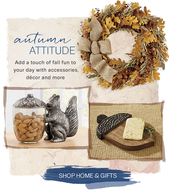 SHOP HOME AND GIFTS
