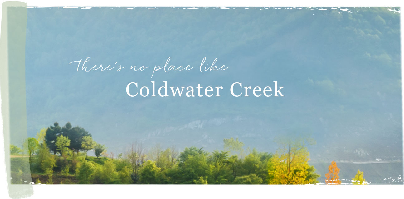 THERE'S NO PLACE LIKE COLDWATER