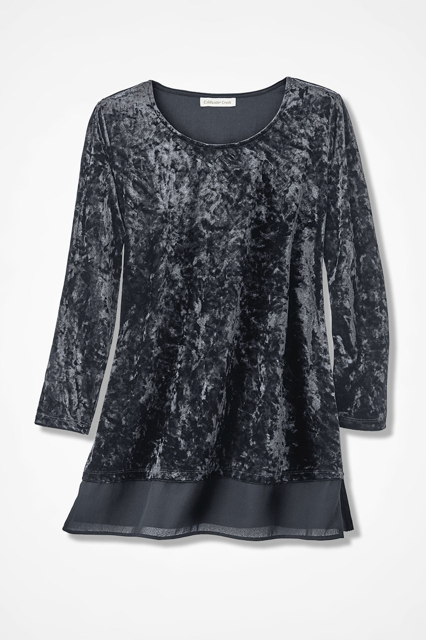 Night to Class out: tunic top rare photo