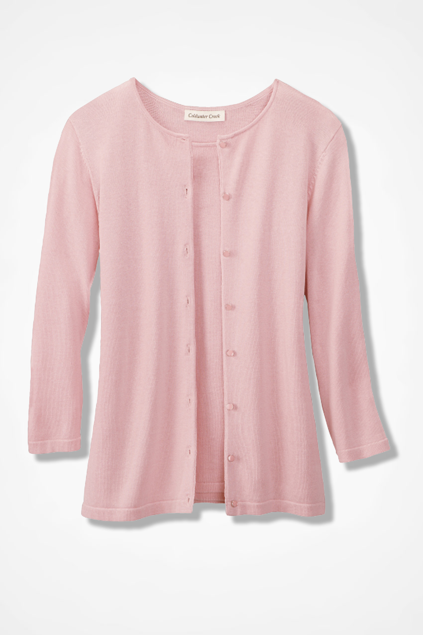 Get the Look: Cotton/Silk Sweaters - Coldwater Creek