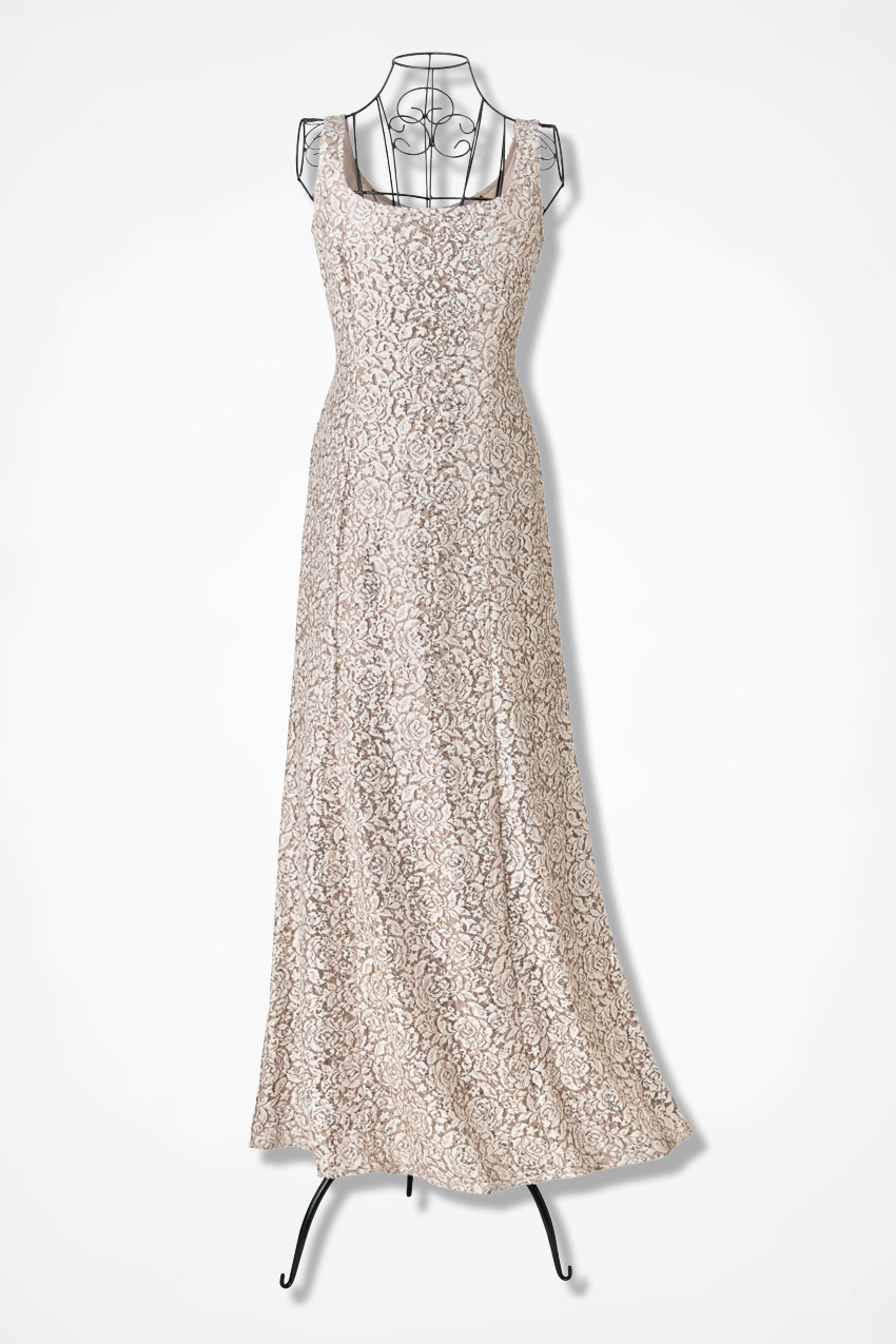 a294221e8e8 Lace Delight Jacket Dress by Alex Evenings - Coldwater Creek