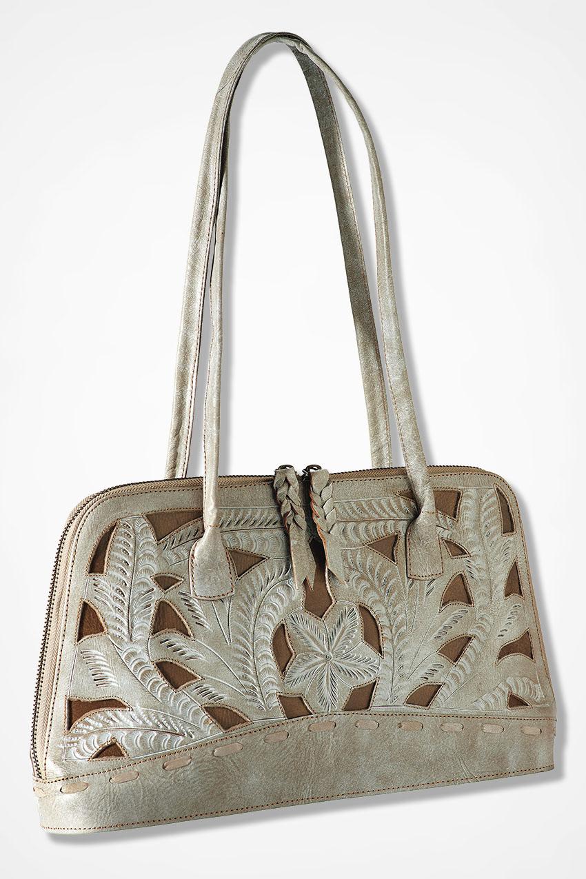 f3d2aa967430 Silver Leather Purse - Best Purse 2018