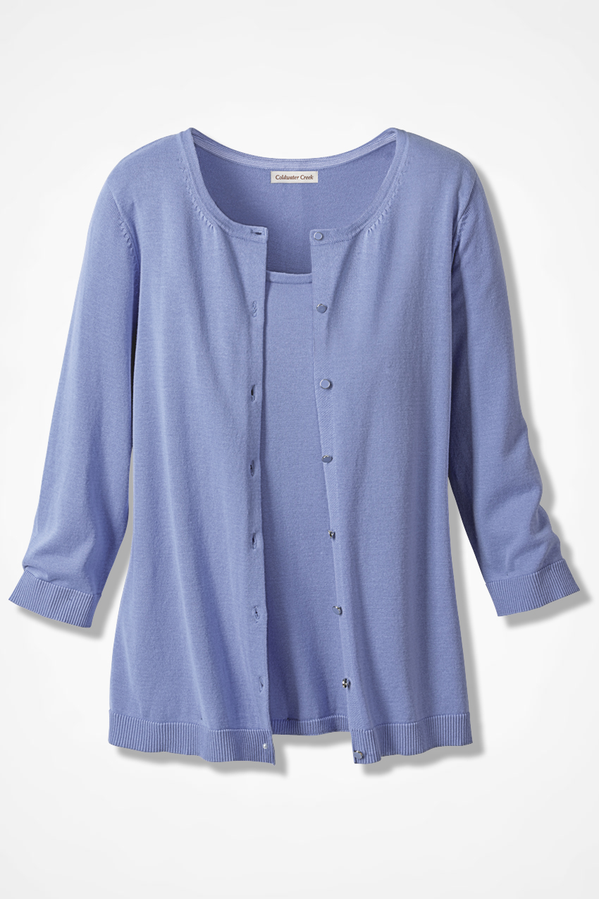 Classic Cardigan Sweater - Women's Sweaters | Coldwater Creek
